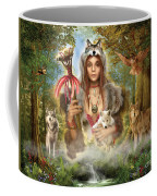 Forest Wolves Coffee Mug