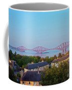 Forth Bridge, Scotland Coffee Mug