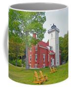 Forty Mile Point Lighthouse Coffee Mug