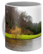 Fountains Abbey  Lake 1 Coffee Mug