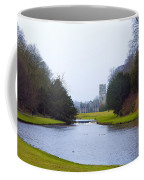 Fountains Abbey Lake Coffee Mug