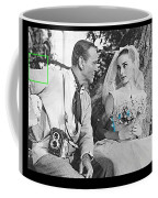 Fred Astaire And Audrey Hepburn Publicity Photo Funny Face Paris France 1957-2014 Coffee Mug