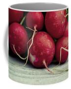 Fresh Radish Coffee Mug