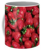 Fresh Strawberries Coffee Mug