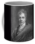 Friedrich W.j. Von Schelling Coffee Mug