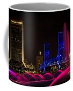 Friendship Park Fountain Coffee Mug