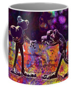 Frogs Love Valentine S Day Pose  Coffee Mug