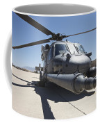 Front View Of A Hh-60g Pave Hawk Coffee Mug