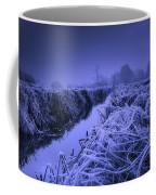 Frosty Field Coffee Mug