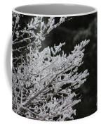 Frozen Branches Coffee Mug