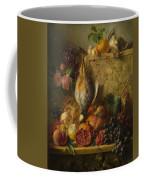 Fruit Flowers And Game Coffee Mug