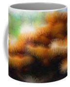Fungus Tendrils Coffee Mug