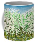 Garden In Blossom Coffee Mug