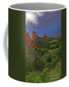 Garden Of The Gods Coffee Mug