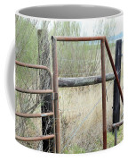 Gate 005 Coffee Mug