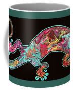 Gecko Coffee Mug