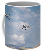 George Ford And Matt Beaubien In Friday Morning's Sport Class Signature Edition 16x9 Aspect Coffee Mug