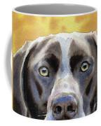 German Short Haired Pointer Coffee Mug