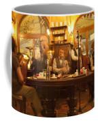 Ghost Musicians Coffee Mug