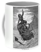 Giant Squid, 1879 Coffee Mug