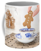 Gingerbread In Teacup Coffee Mug