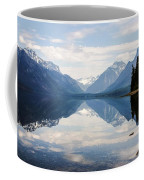 Glacier Reflections Coffee Mug