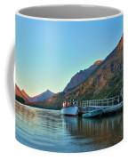 Glacier Two Medicine Sunrise  Coffee Mug