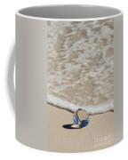 Glass Diamond On The Beach Coffee Mug
