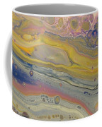 Glide Across The Galaxy Coffee Mug