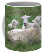 Goat Family Coffee Mug