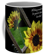 God's Creation Coffee Mug