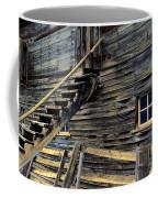 Golden Barn  Coffee Mug