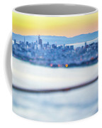 Golden Gate Bridge San Francisco California West Coast Sunrise Coffee Mug