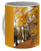 Golden Path Coffee Mug