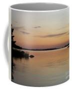 Golden Shores Coffee Mug