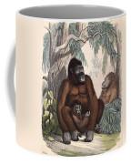 Gorillas Coffee Mug