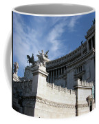Government Building Rome Coffee Mug