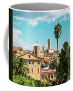 Grasse In Cote D'azur, France  Coffee Mug