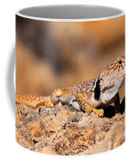 Great Basin Collared Lizard Coffee Mug