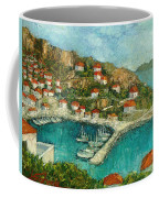 Greek Island Coffee Mug