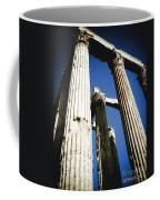 Greek Pillars Coffee Mug