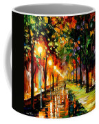 Green Dreams Coffee Mug