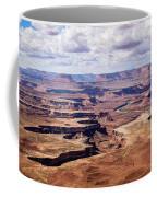 Green River View Coffee Mug