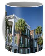 Columns By The Sea Coffee Mug