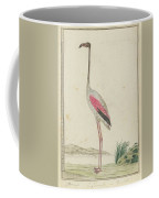 Grote Flamingo Coffee Mug