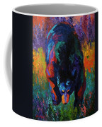 Grounded - Black Bear Coffee Mug