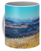 Grouse Mountain And Sangre De Cristo Coffee Mug
