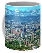 Guatemala City - Guatemala I Coffee Mug