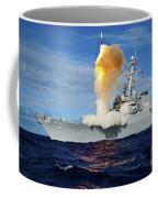 Guided Missile Destroyer Uss Hopper Coffee Mug