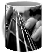 Guitar Coffee Mug